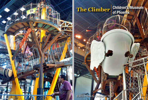 The Climber