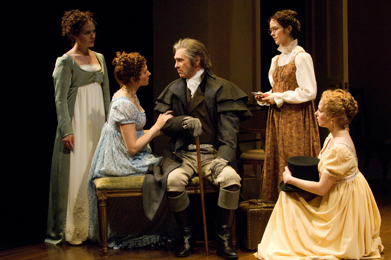 Pride and Prejudice (2010) - photo courtesy of OSF