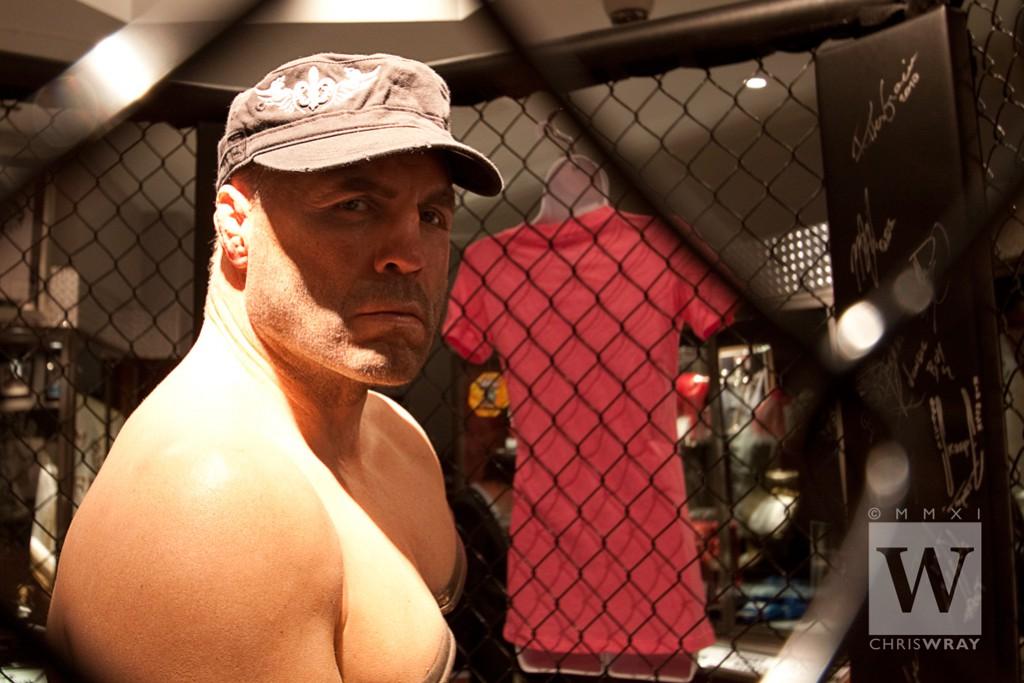 UFC heavyweight champ, LX Fight Shop, Luxor Hotel, Las Vegas